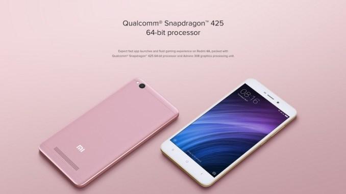 xiaomi redmi 4a smartphone terbaik pilihan usahawan online