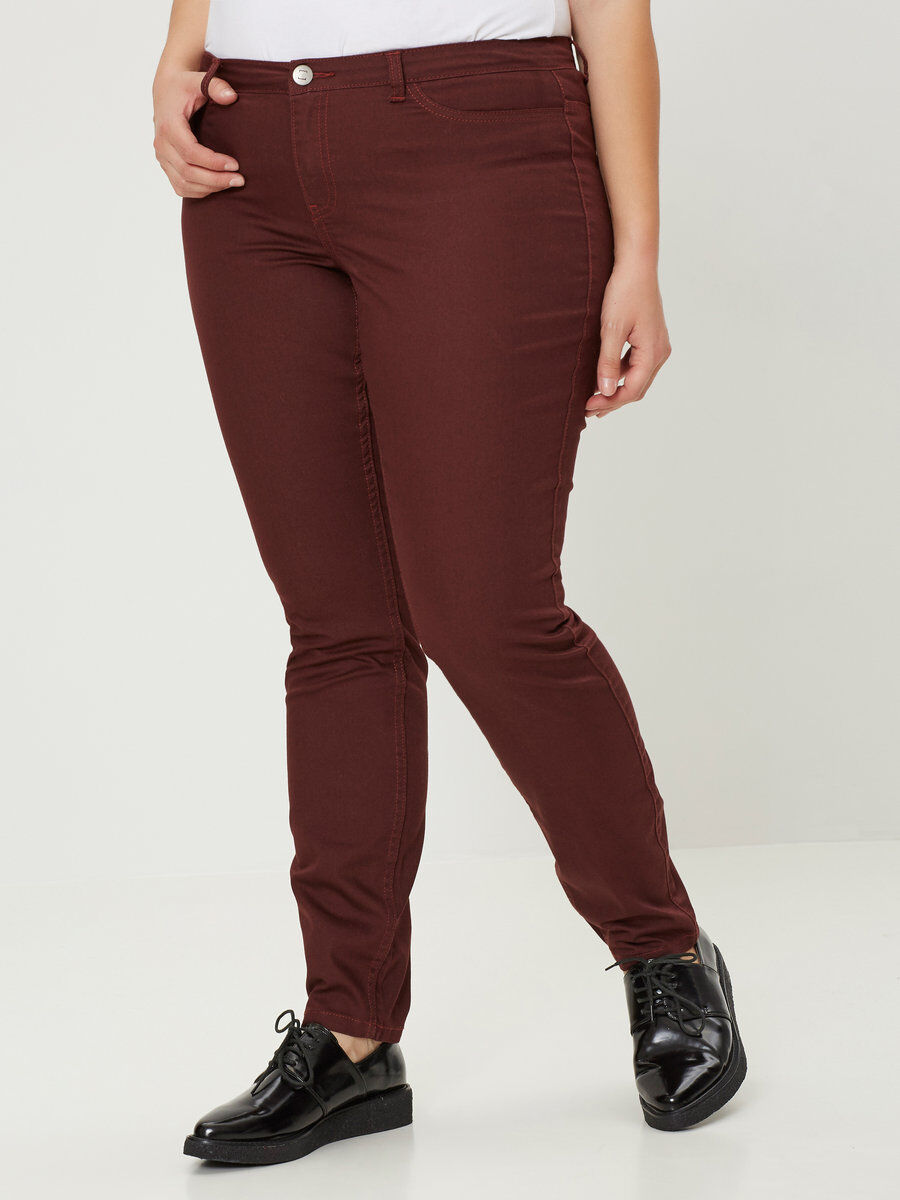 JRQUEEN JEANS, Decadent Chocolate, large
