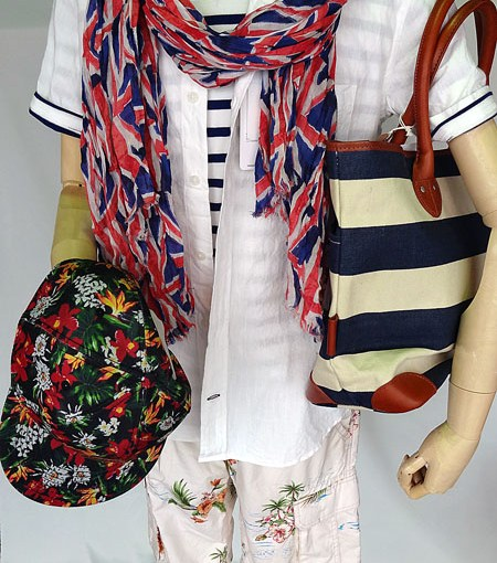 【 Pepe Jeans Scarf 】