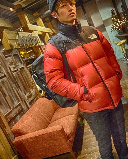 【THE NORTH FACE  DOWN JACKET】