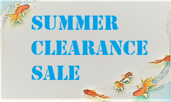 【SUMMER CLEARANCE SALE】