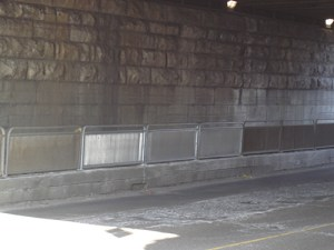 railroad-subway-underpass-railing
