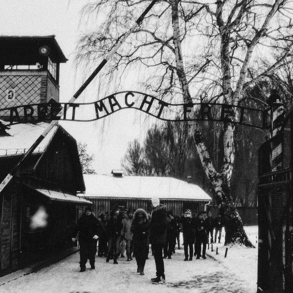 een indrukwekkend bezoek aan Auschwitz - Birkenau