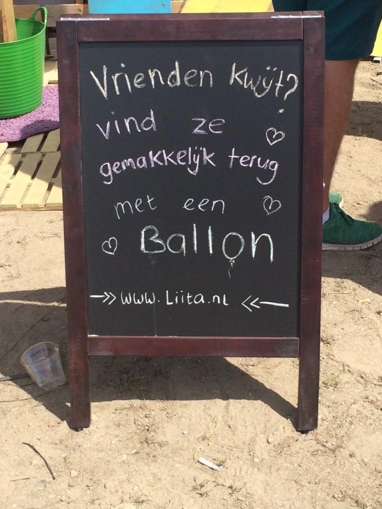 koop een ballon!