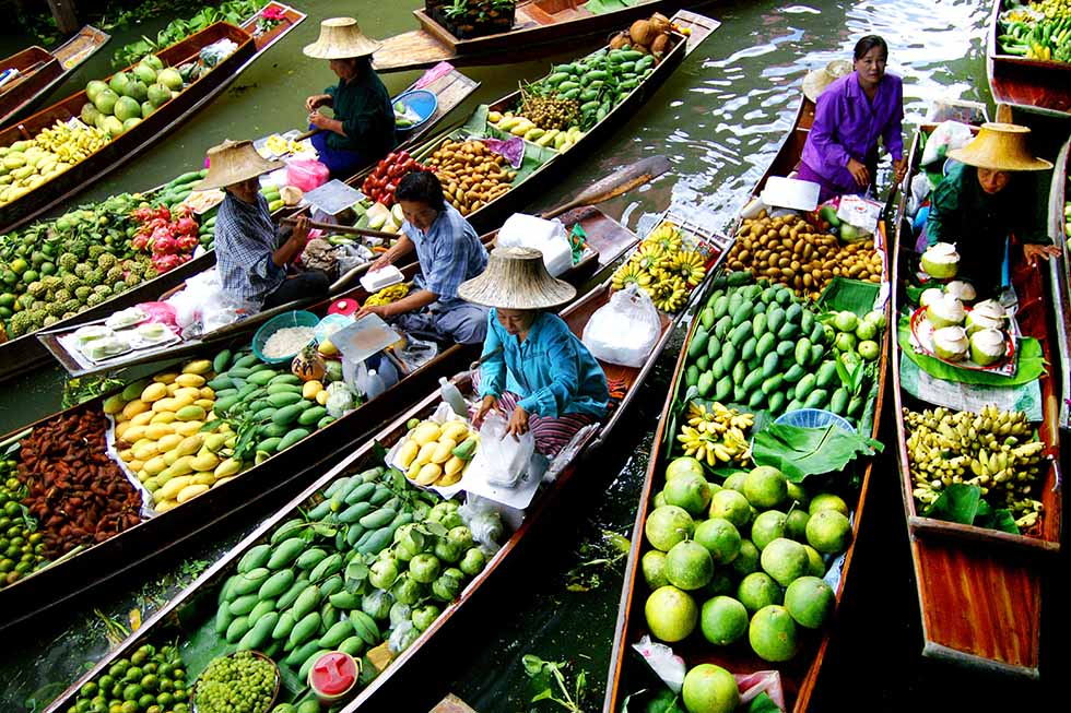 Floating-Market-Thailand