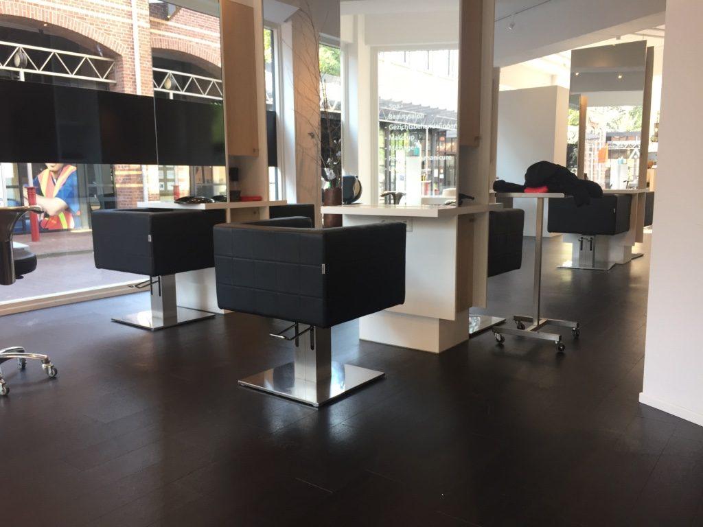 Lifestyle salon lilou inrichting