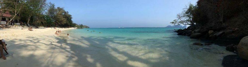 prachtige water