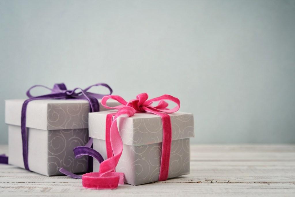 niet zomaar een cadeau