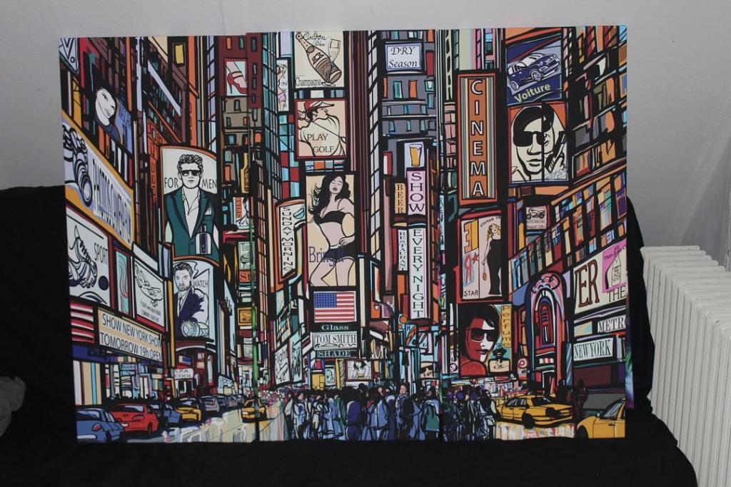Pixers (3x) New York