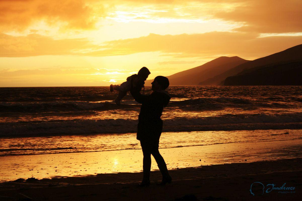 Motherly Love, Inch Bay, Dingle