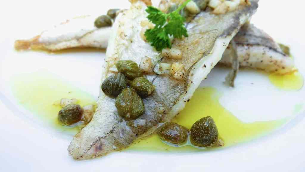 My delicious freshly baked haddock recipe with capers, garlic, lemon juice and a sprinkle of olive oil to make it just perfect.
