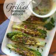 Best Grilled Romaine Lettuce Recipe