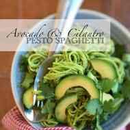 Best Avocado Pesto Spaghetti Recipe