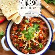 Best Chili Con Carne Recipe Ever