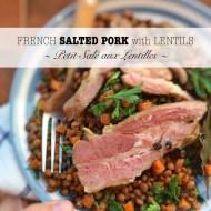 Best French Petit Salé aux Lentilles