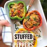 4 Delicious Stuffed Peppers Recipes