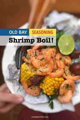 Easy Shrimp Boil Recipe with Old Bay