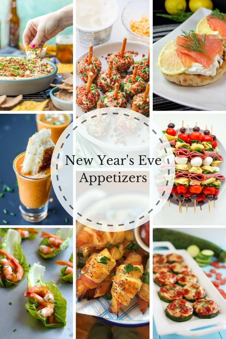 10 New Years Eve Appetizers Ideas Simple Tasty Good