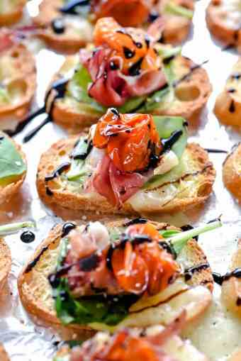 Preparing the ultimate Game Day Feast at home? Then look no further: here are some of my most favorite super bowl appetizers!