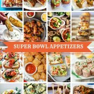 20 (Insanely Good) Super Bowl Appetizers