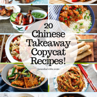20 Easy Chinese Takeaway Copycat Recipes