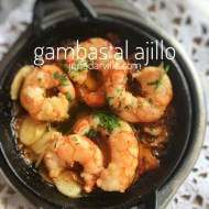 Best Spanish Garlic Shrimp Recipe