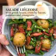 Best Salade Liegeoise Salad Recipe