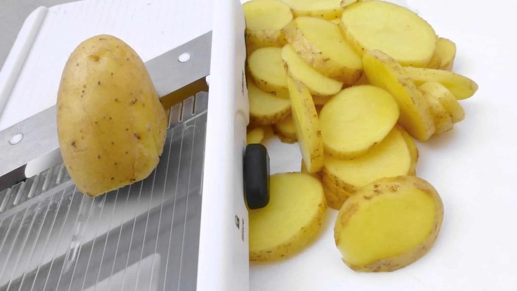 Easy Salt And Vinegar Potatoes Recipe