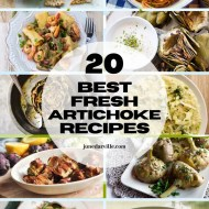 20 Best Fresh Artichoke Recipes