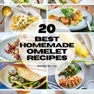 20 Best Homemade Omelet Recipes