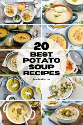 20 Best Creamy Potato Soup Recipes