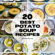 20 Best Creamy Potato Soup Recipes