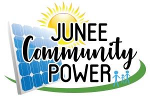 Junee Community Power Logo