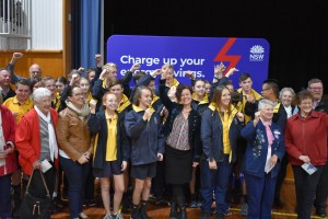 Junee Community Energy Efficiency Project powers up with $15,000 investment