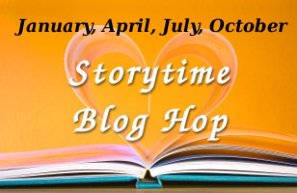 Storytime Blog Hop April 25th, 2018, WED - Open Call