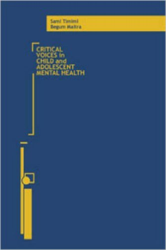 Book Cover: Critical Voices in Child and Adolescent Mental Health