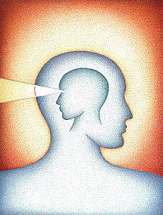 LA PROIEZIONE: Ciò che vediamo negli altri quanto ci appartiene?