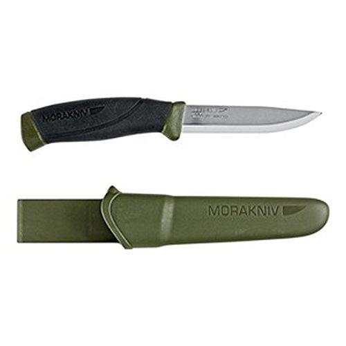Mora Jagdmesser Companion MG orange, grün oder schwarz Jagdmesser Companion MG olivegrün