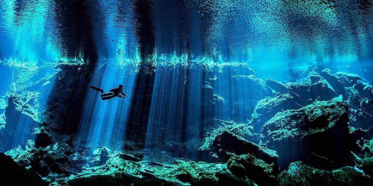 Cenote Diving Cozumel