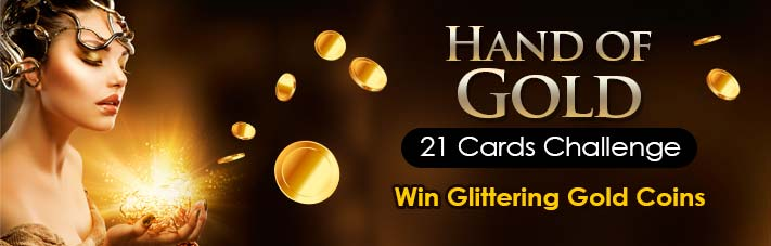 online rummy contest hand of gold