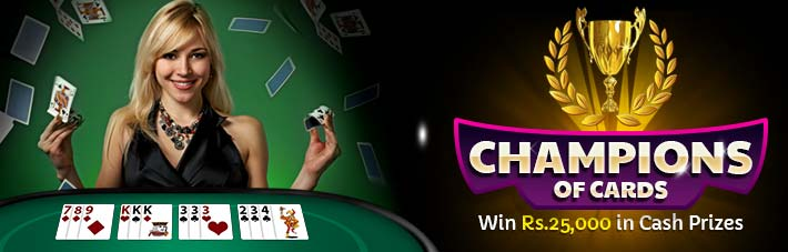 online rummy competition
