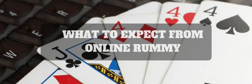 what to expect from online rummy