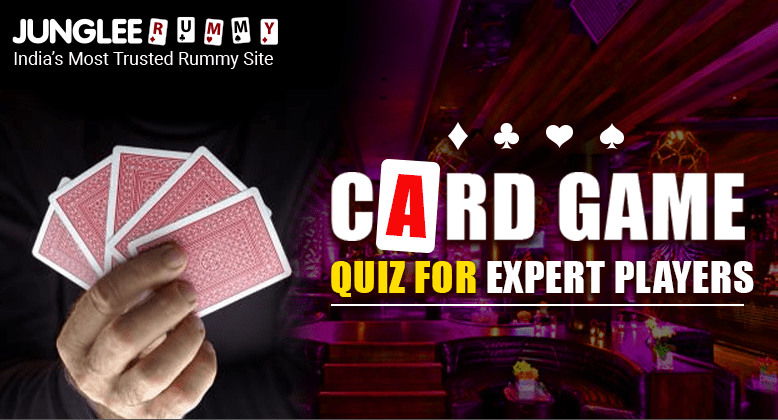 Card Game Quiz for Expert Players