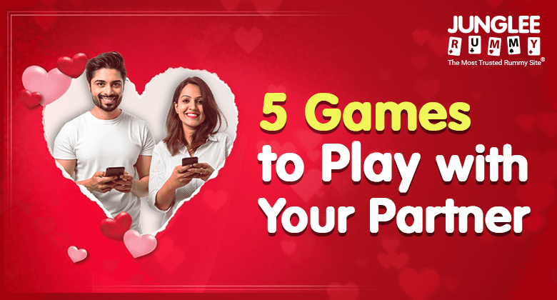 Games to play with your Partner