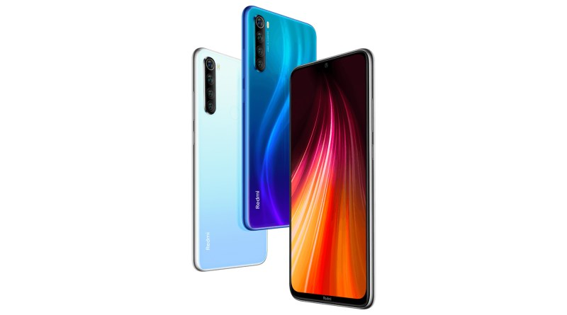 Redmi Note 8 Launched
