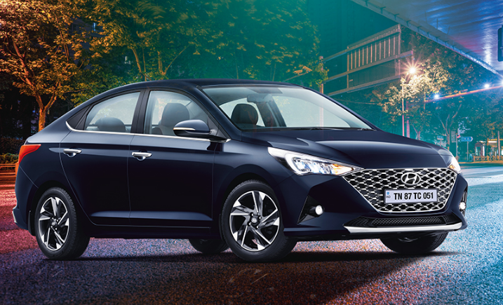 The All-new Hyundai Verna is available in four variants- S, S+, SX, and SX(O).