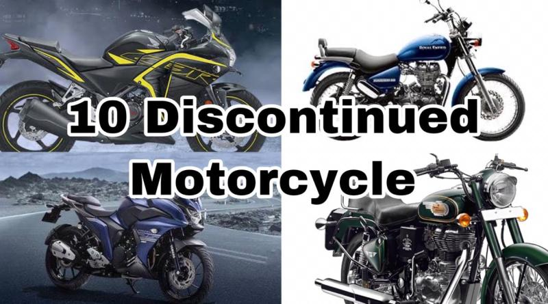 So the 10 motorcycles are part of the Indian motorcycling history. And you can't buy these company bikes anymore.