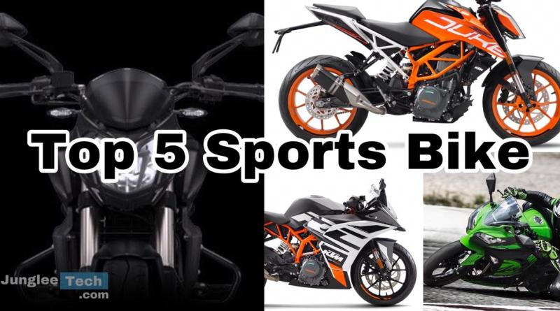 Top 5 Sports Bike under 3 Lakhs. Under 3 Lakh rupees, these sports bikes are currently on fire