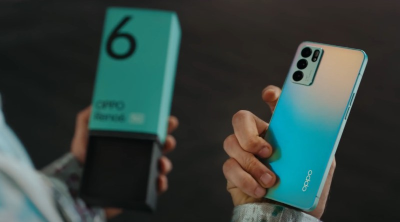 Oppo Reno 6 launched in India at a starting price Rs. 29,990 rupee onwards on Flipkart. This phone comes with latest ColorOS 11.3 based on