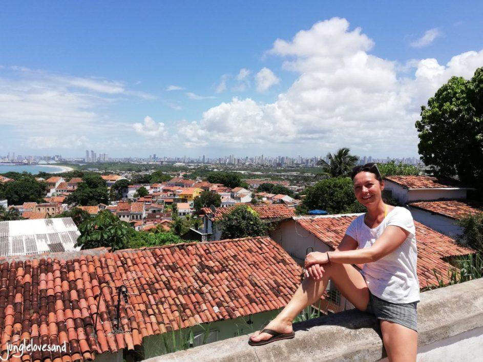 Brasilien Recife Olinda